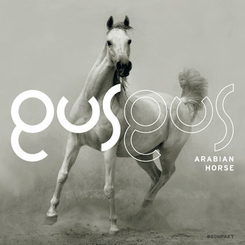 Arabian Horse cover art