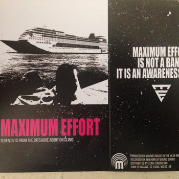 Seven Cuts from the Offshore Abortion Clinic cover art