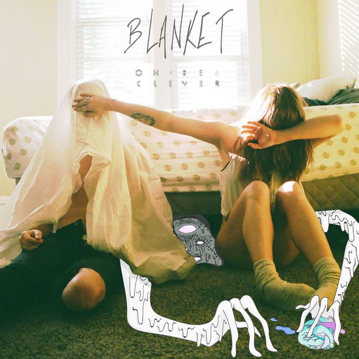 Blanket cover art