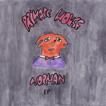 Norman EP cover art