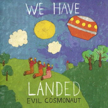 We Have Landed cover art