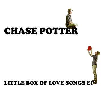 Little Box Of Love Songs EP cover art