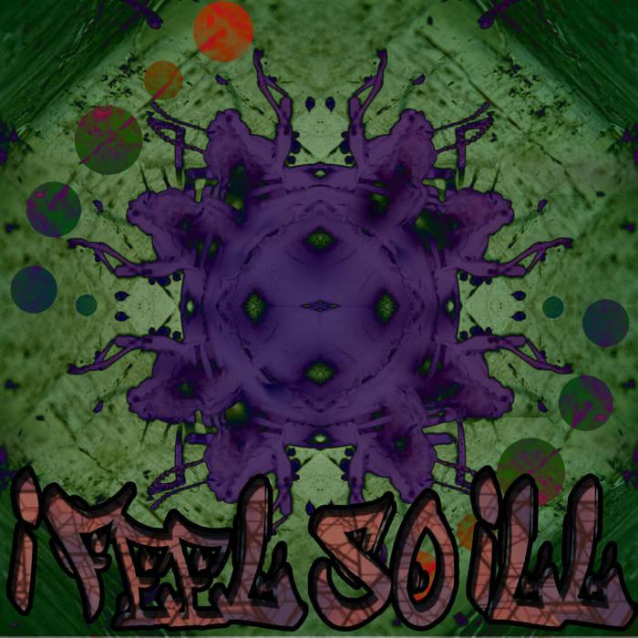 I Feel So Ill EP cover art