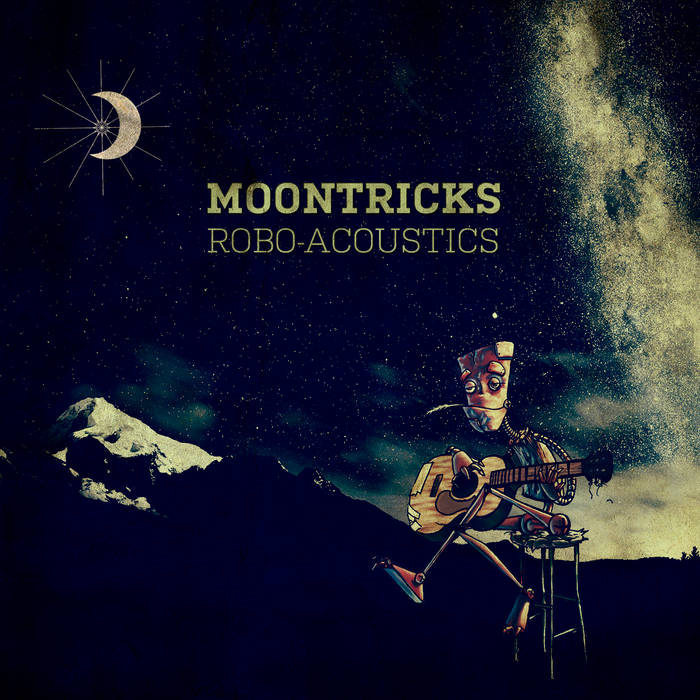 Robo-Acoustics EP cover art