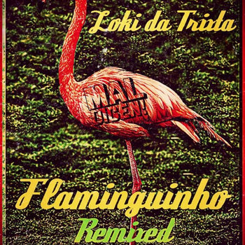Flaminguinho Remixes EP cover art