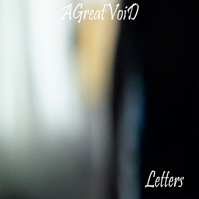 Letters EP cover art