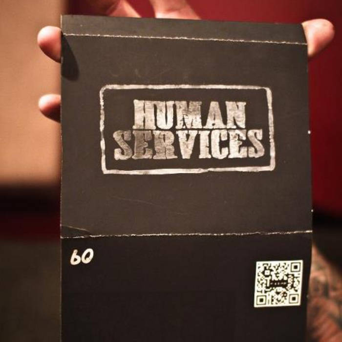 Human Services cover art