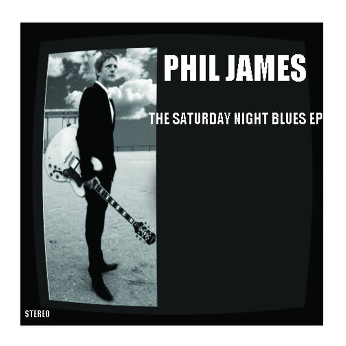 The Saturday Night Blues EP cover art