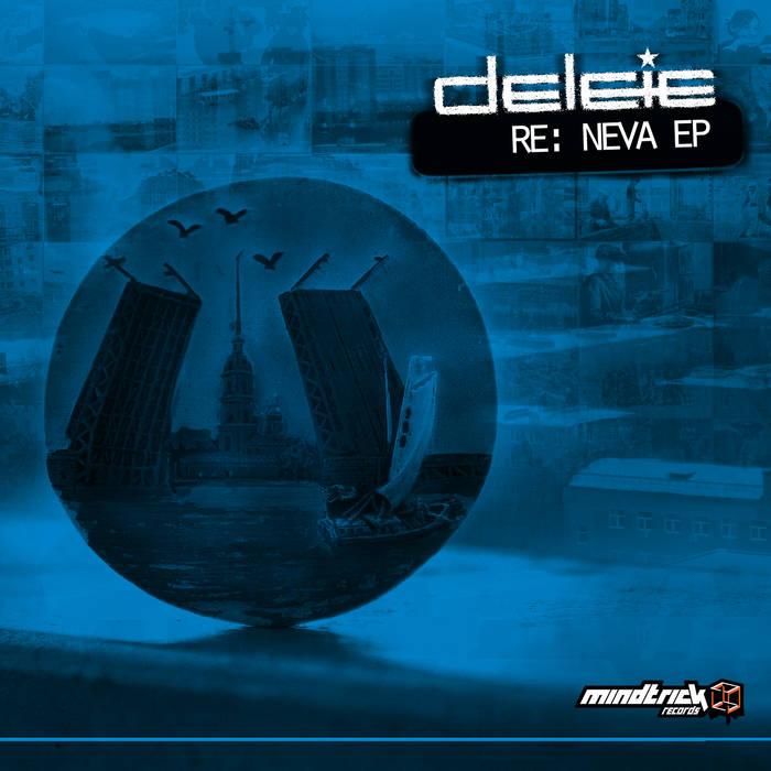 MTRDIG008 Delete - Neva EP cover art