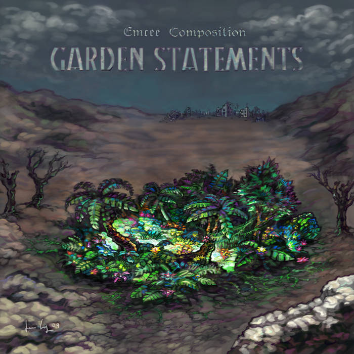 Garden Statements cover art