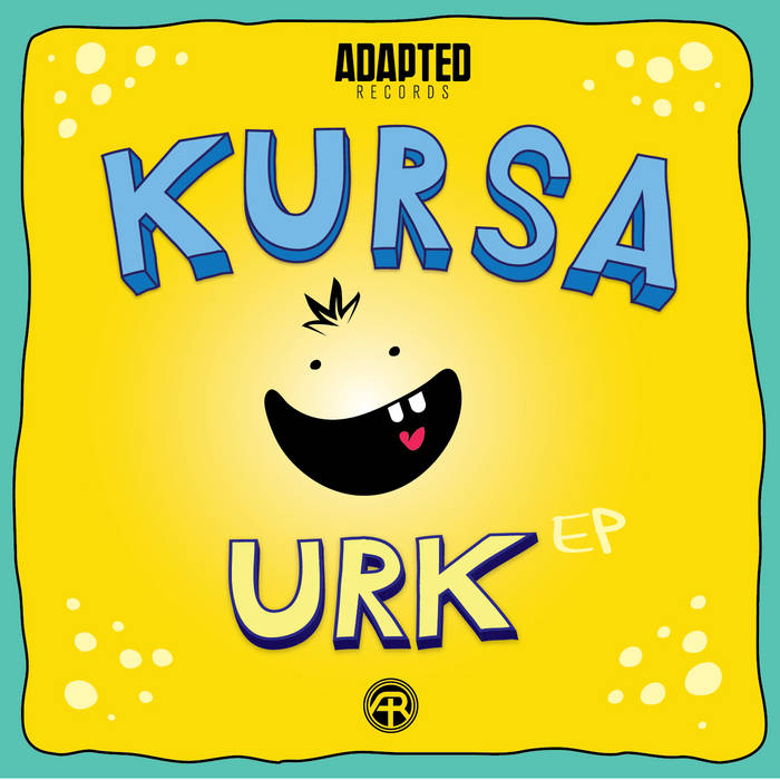 URK EP cover art
