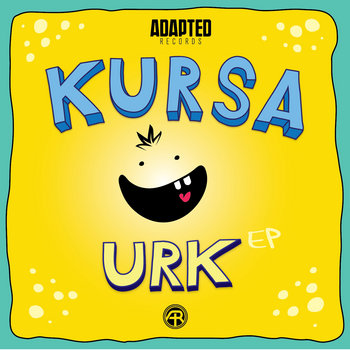 URK EP cover art