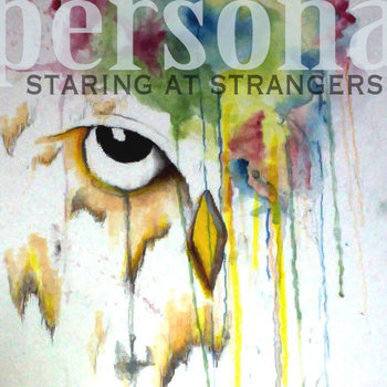 Staring At Strangers cover art