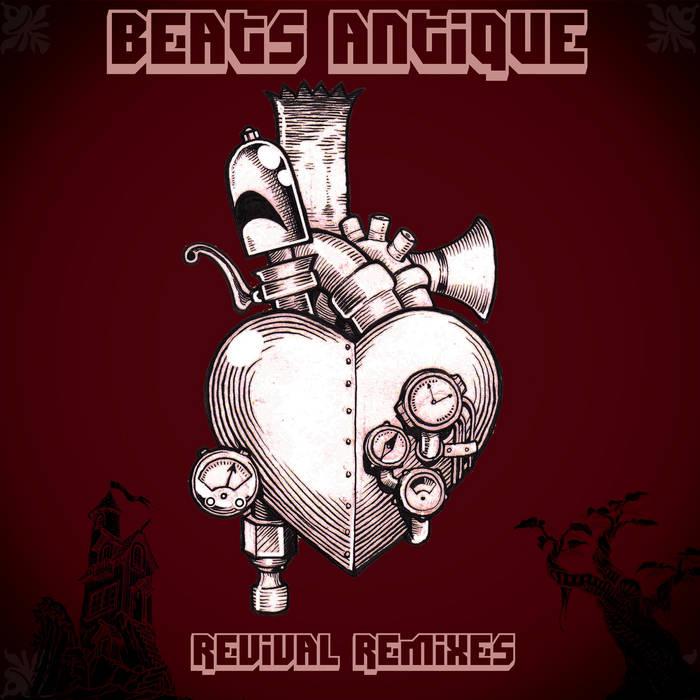 REVIVAL - REMIX EP cover art