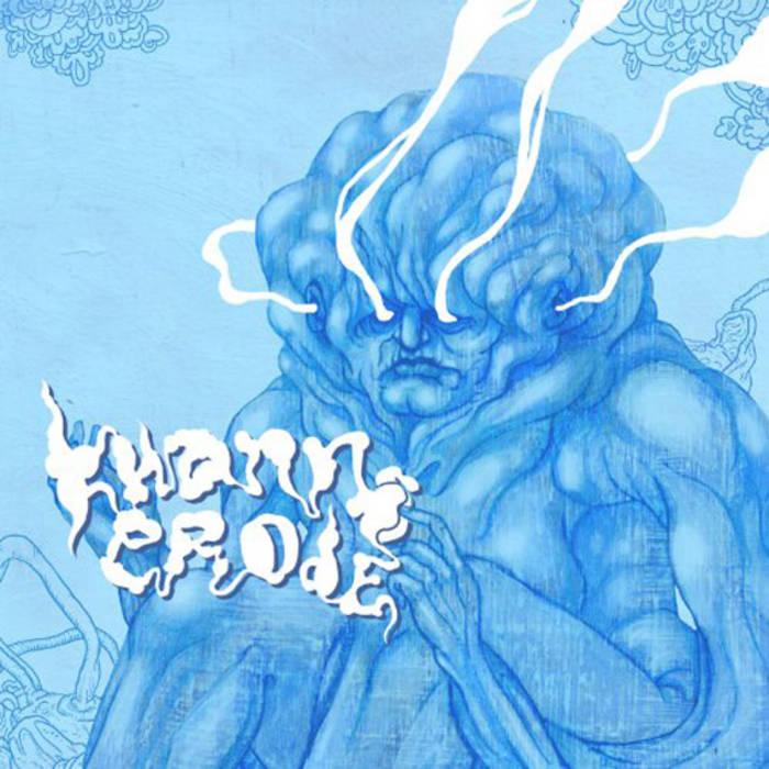 Erode cover art