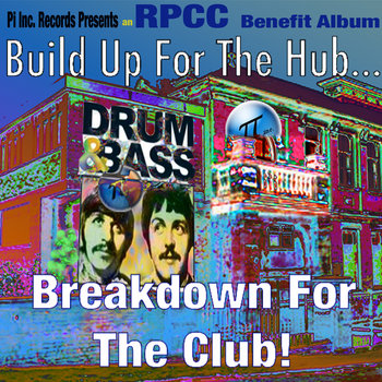 Build Up for the Hub, Breakdown for the Club cover art