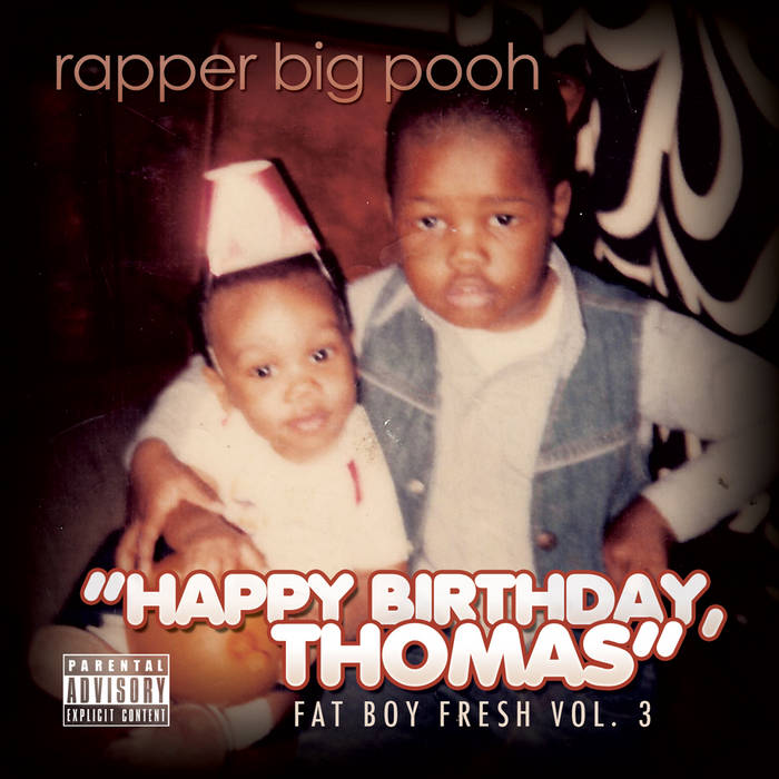 Fat Boy Fresh Vol.3: Happy Birthday Thomas cover art