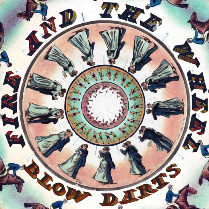 Blow Darts cover art