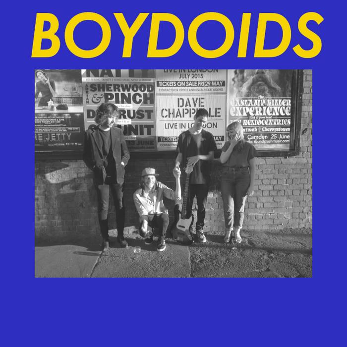 BOYDOIDS cover art