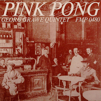 Pink Pong cover art