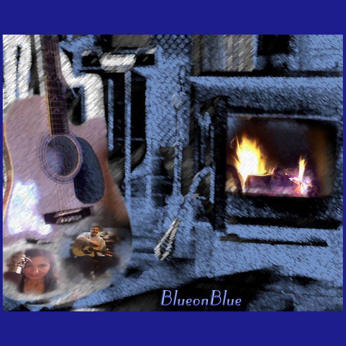 Blue on Blue cover art