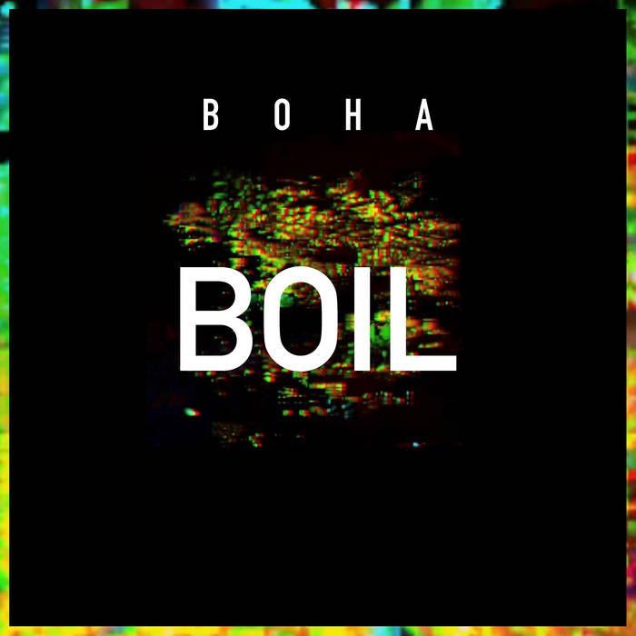 Boil (EP) cover art