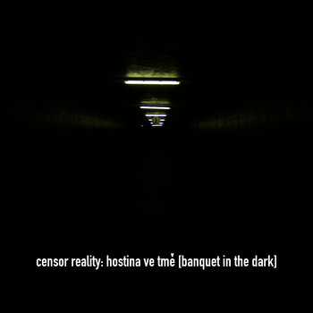 Hostina ve tmě [Banquet in the Dark] cover art