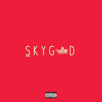 SKYGOD EP (SIDE A) cover art