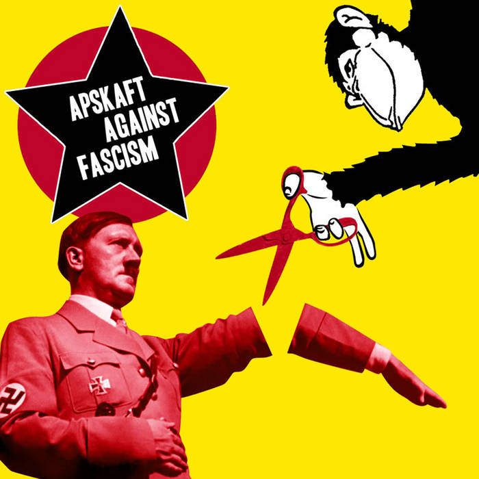 Apskaft Against Fascism cover art