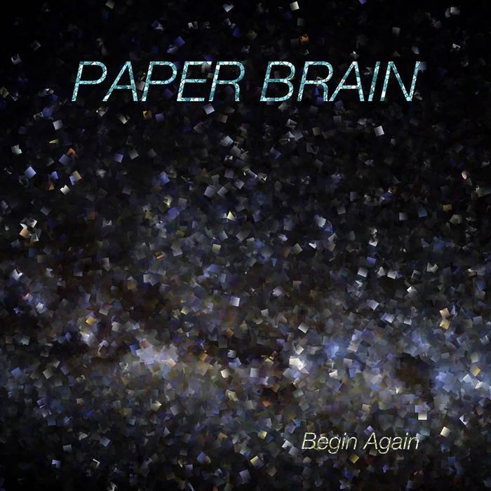 Begin Again EP cover art