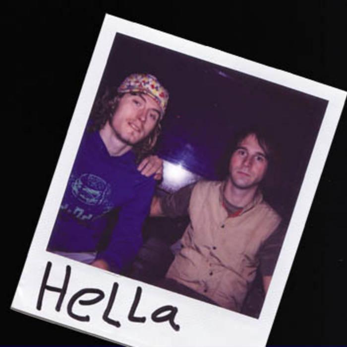 Live Hella Split cover art