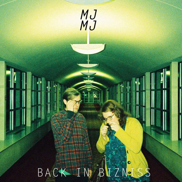 Back in Bizniss cover art