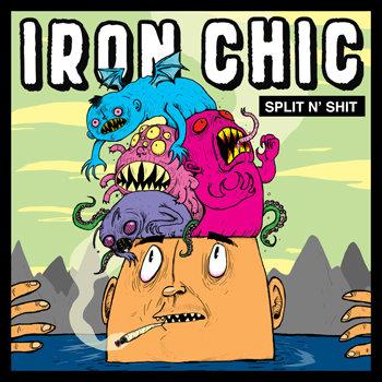 Split N' Shit cover art