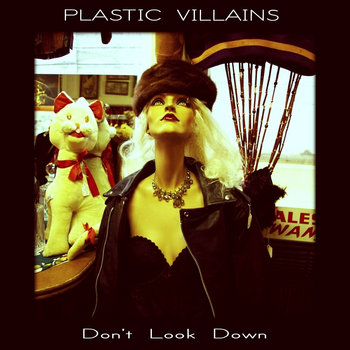 Don't Look Down cover art