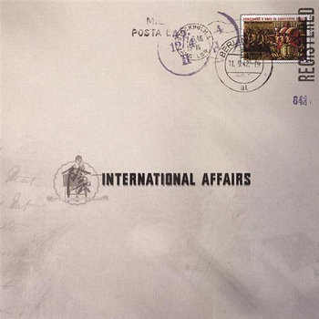 INTERNATIONAL AFFAIRS cover art