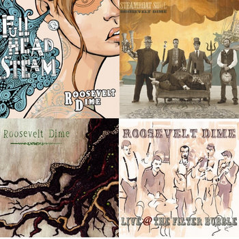 Full Digital Catalog - 4 whole albums! cover art