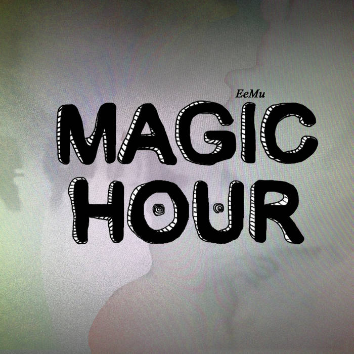 MAGIC HOUR cover art