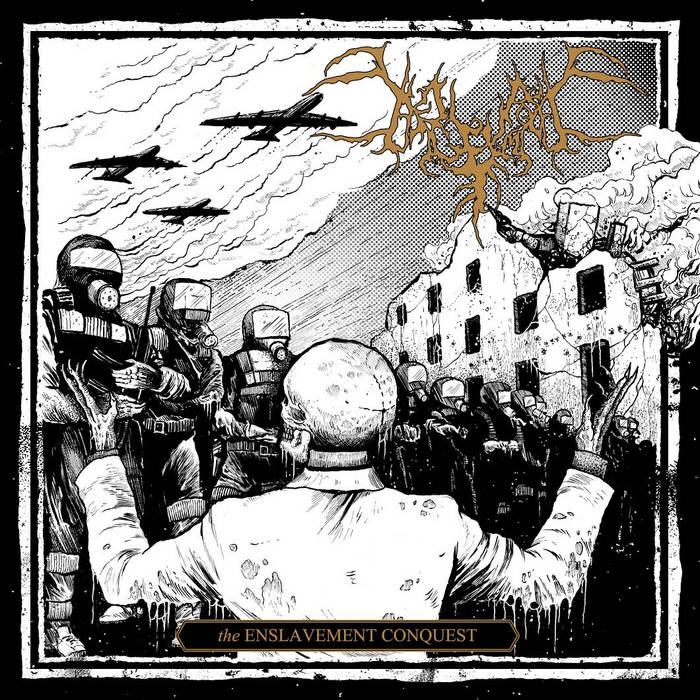 The Enslavement Conquest cover art