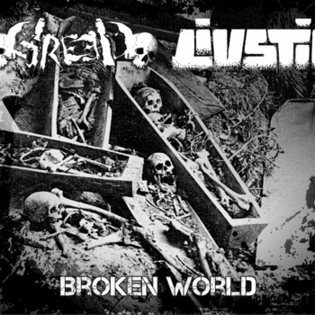 Broken World (split w/ GreeD) cover art
