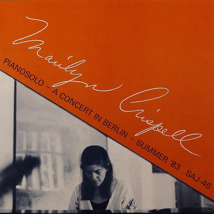 Pianosolo — A Concert in Berlin cover art