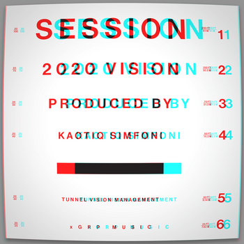 2020 Vision cover art