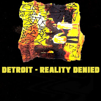 REALITY DENIED cover art
