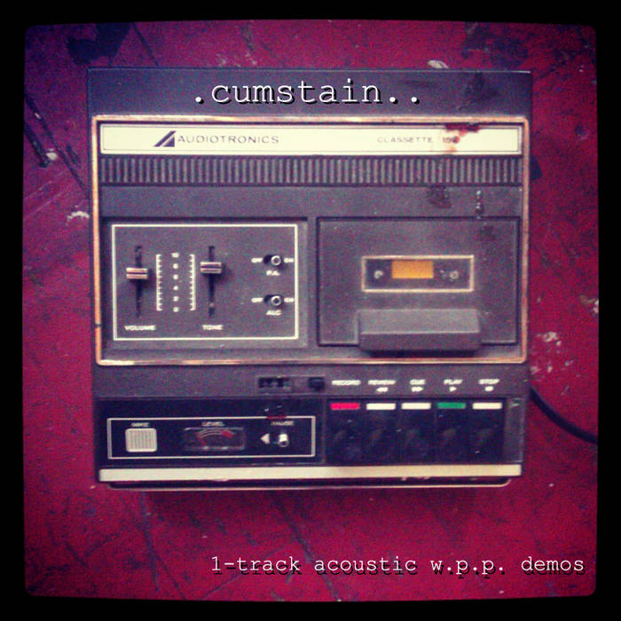 1-Track Acoustic W.P.P. Demos cover art