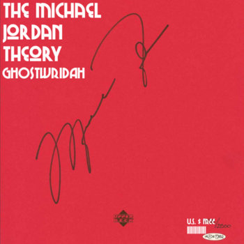 The Michael Jordan Theory (EP) cover art