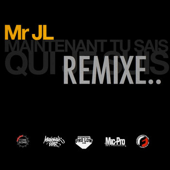 MAINTENANT TU SAIS QUI REMIXE.. cover art