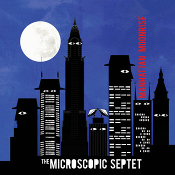 Manhattan Moonrise cover art