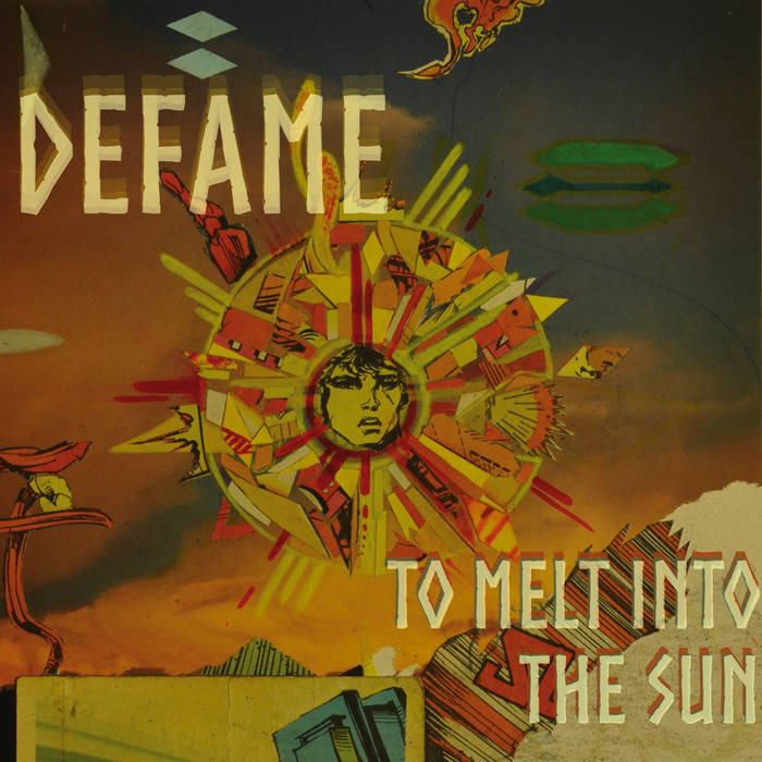To Melt Into The Sun cover art