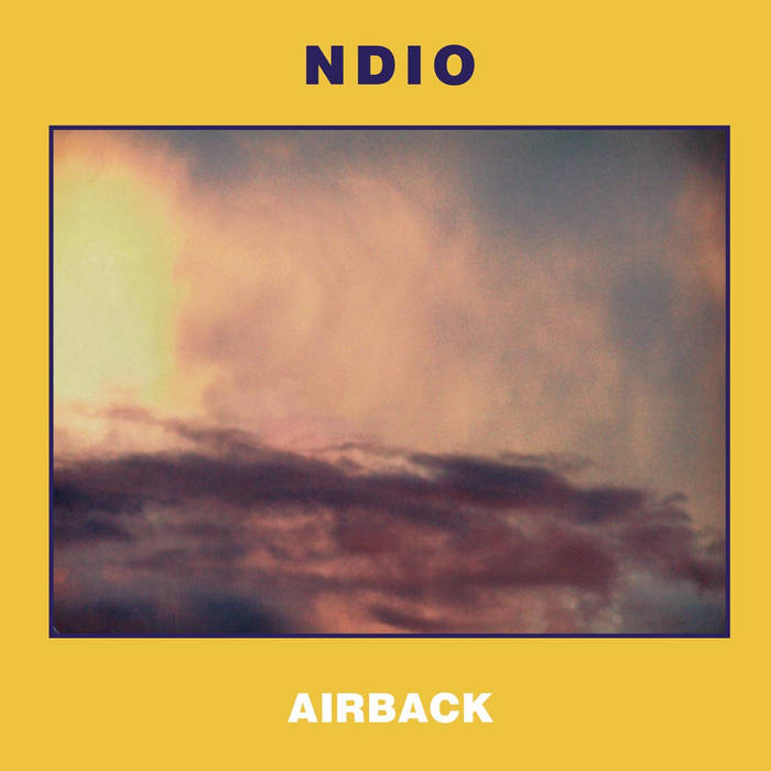 Airback cover art