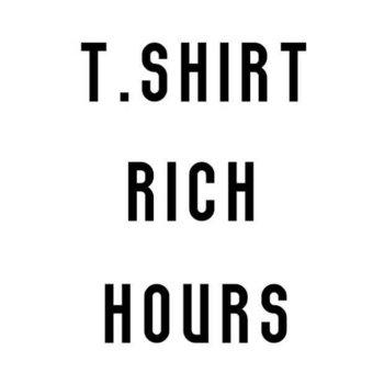 T.Shirt - Rich Hours (album) cover art