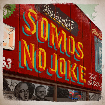 Somos No Joke cover art